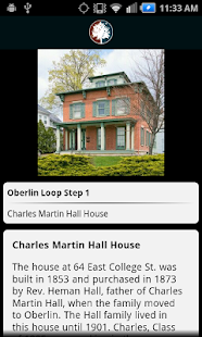 The Official App of Oberlin OH - screenshot thumbnail