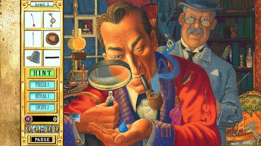 Hidden Object: Sherlock Holmes v2.1.12