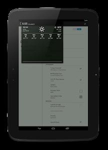 Notification Weather Premium v2.7.2