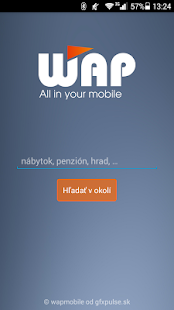 WAP mobile- screenshot thumbnail