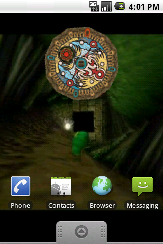 Majora's Mask Clock Widgets - screenshot
