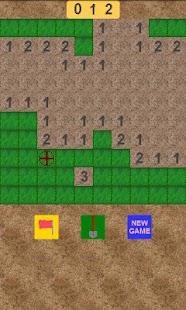 Mine Evader (minesweeper)- screenshot thumbnail