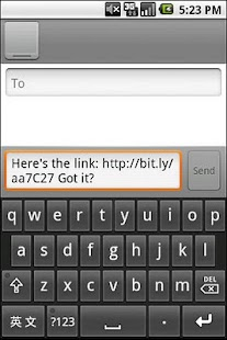 Shorten- screenshot thumbnail