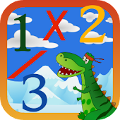 Dino School Fun Learning Games