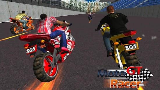 Moto GT Racer ( 3D Game ) 賽車遊戲 App-愛順發玩APP