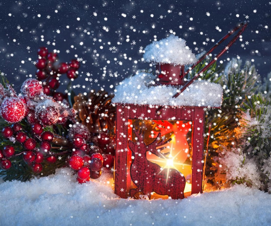 Merry christmas wallpaper android apps on google play for Merry christmas bilder
