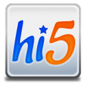 Hi5 Touch icon