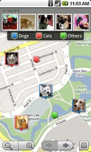 Pets Next Door -Dogs,Cats&More - screenshot thumbnail