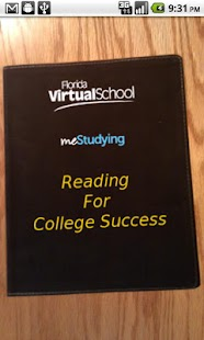 meStudying: Reading (College) - screenshot thumbnail
