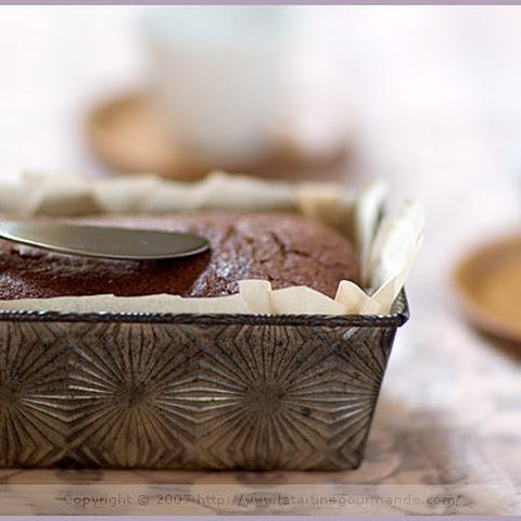 The Holistic Ingredient Quinoa Chocolate Cake