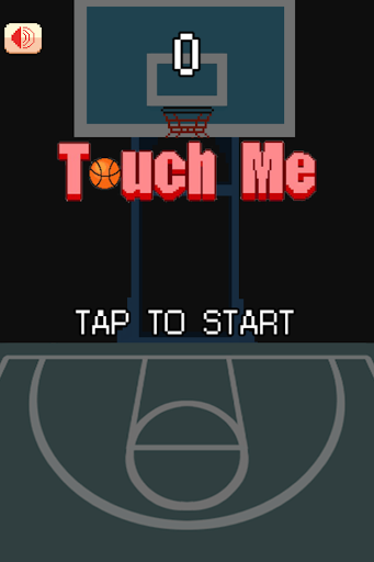 TouchMe-Basketball