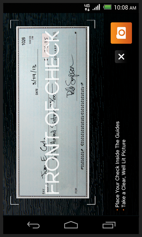 Boost Mobile Wallet- screenshot
