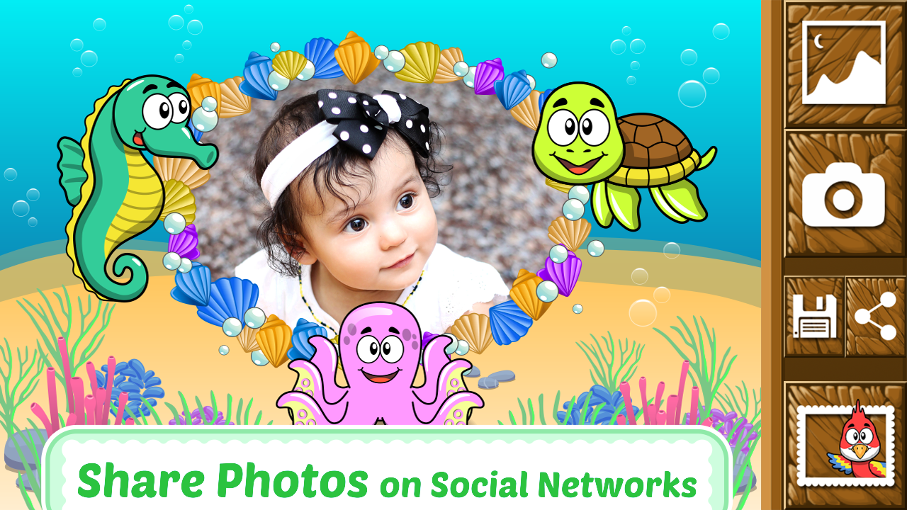 Photo Frames For Baby Pictures Android Apps On Google Play