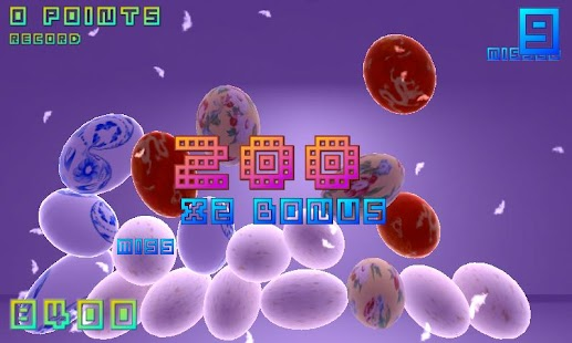 Golden Eggs 3D Fun Game- screenshot thumbnail