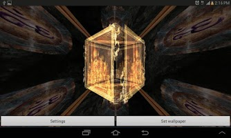 Screenshot of 3D Mata Vaishno Devi LWP