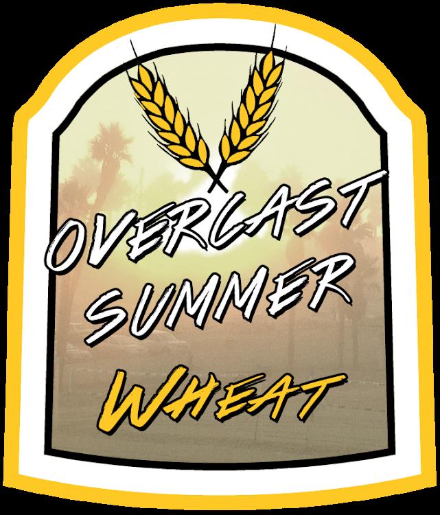 Logo of Beach City Overcast Summer Wheat