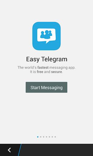 Easy Telegram Messenger