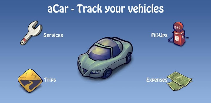 aCar Pro - Track your vehicles apk