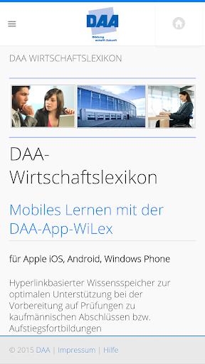 DAA WiLex
