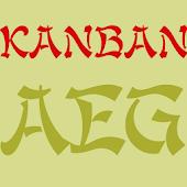 Kanban FlipFont