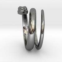 蛇指輪 US9