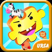Animal Jigsaw - Kids Games