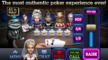 Screenshot of Fresh Deck Poker - Live Holdem