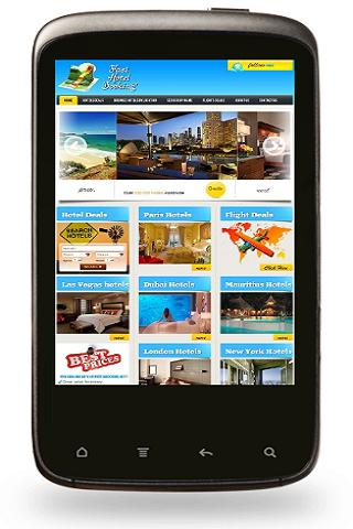 Fast Hotel Booking