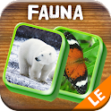 Mahjong Fauna: Animal Tiles LE icon