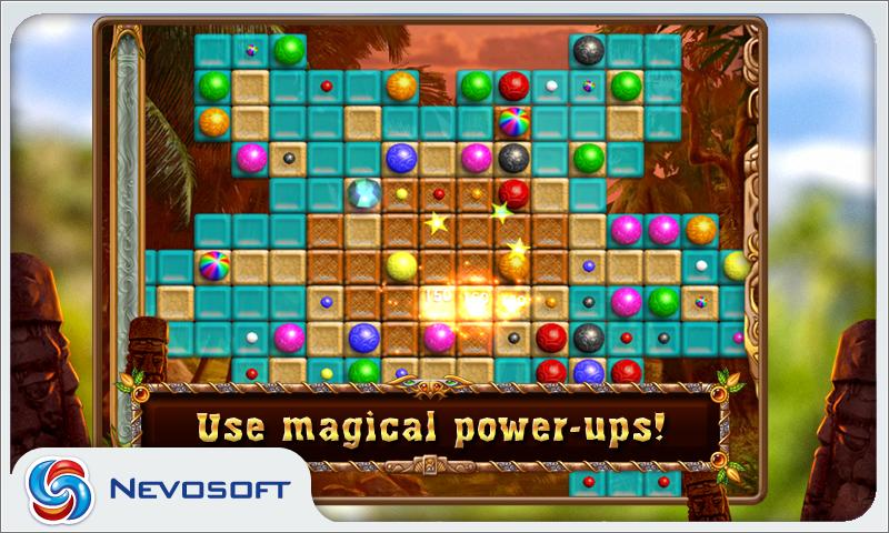 Wonderlines: match-3 puzzle .- screenshot