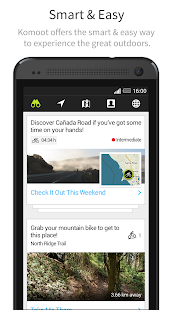 komoot — Hike & Bike GPS Maps - screenshot thumbnail