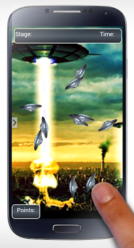 UFO Smasher Game