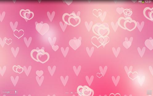 【免費個人化App】浪漫 動態桌布-APP點子