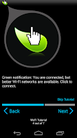 Screenshot of WeFi Pro Beta - Automatic WiFi