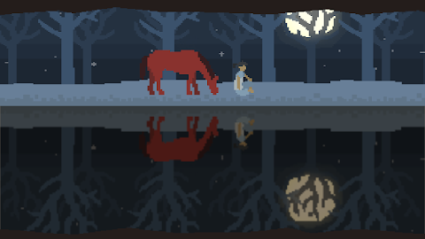 A Ride into the Mountains Screenshot 13