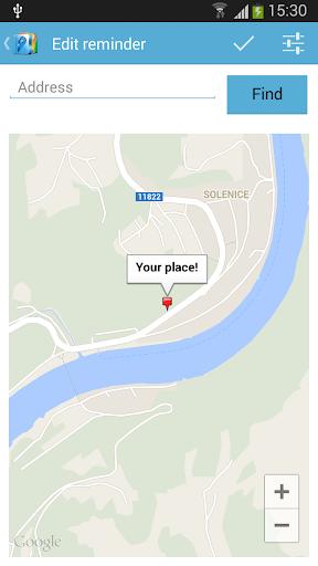 Location Reminder