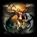 Warriors Angels 3D LWP icon