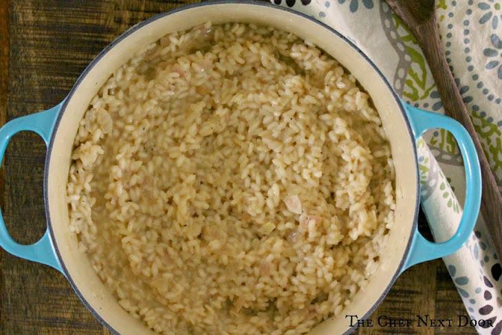 Creamy Parmesan Risotto