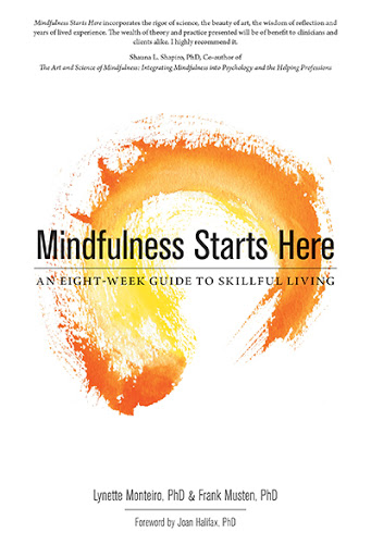 Mindfulness Starts Here cover