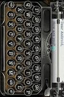 Screenshot of TypeWriter