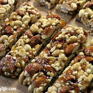 KIND Bar Copycat | Fruit & Nut Delight
