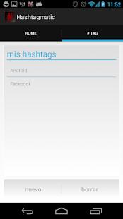 Hashtagmatic - screenshot thumbnail