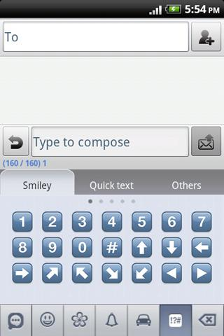 Easy SMS Emoji Plugin - screenshot
