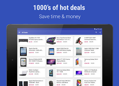 Technology Holiday Shopping screenshot 4