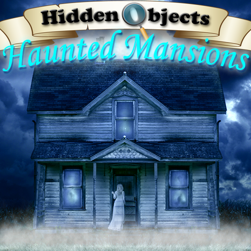 Hidden Objects Haunted Houses