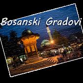 Bosanski Gradovi Puzzle Free