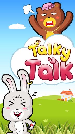 토키톡 Talky talk - 캐릭터 통역 앱