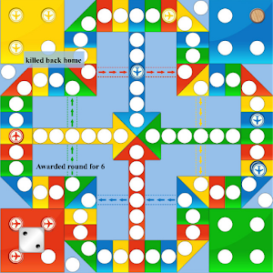 Ludo Cast for PC and MAC