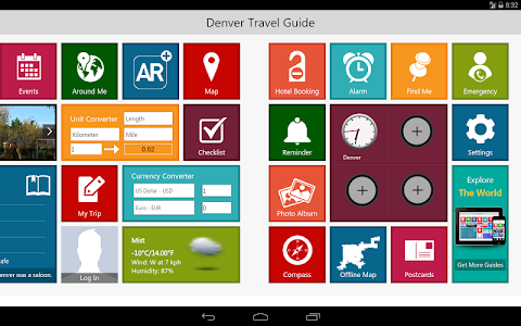 Denver Travel - Pangea Guides screenshot 7