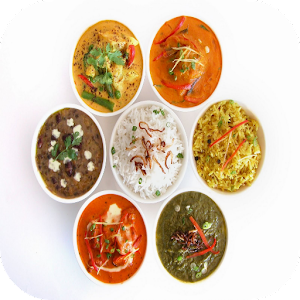 Indian food recipes free android app market indian food recipes app icon forumfinder